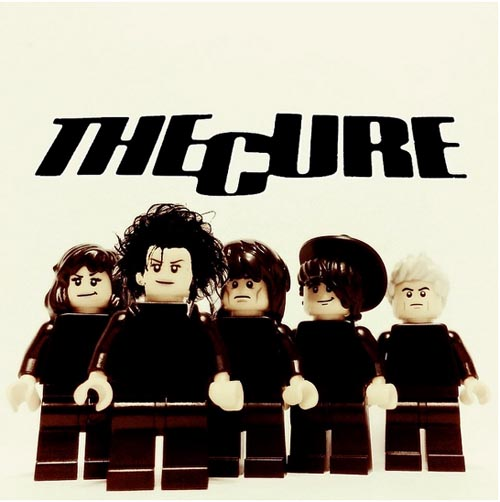 LEGO The Cure